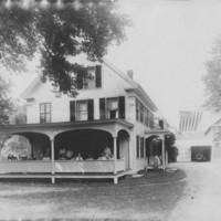 H. E. Pierce Residence. Basin Farm, Bellows Falls, VT.