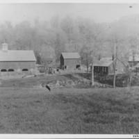 Pruden Farm Buildings. Saxtons River, VT.