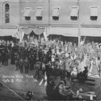 End of Parade. 1911.&lt;br /&gt;<br />