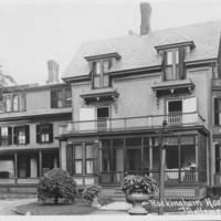 Second Rockingham Hospital. 50 Pine Street.