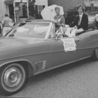 U.S. Bicentennial Celebration. Bellows Falls, VT. August 1976. U.S. Bicentennial. 1976.