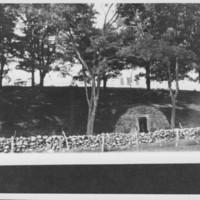 Rockingham Meeting House - Tomb.