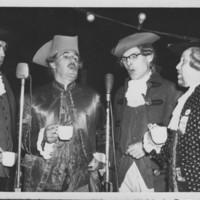 Parade Sidelines: Quartet