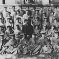 Class: Graduating, 1918. B.F.H.S.