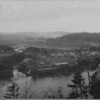 Bellows Falls, VT. South End.