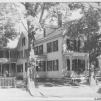 Alice Jackson House. Atkinson Street, Bellows Falls, VT.