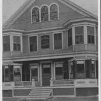 Medical: Knight and Sons, Dentists. Building