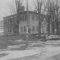 Alexander Campbell Residence. Rockingham, VT.
