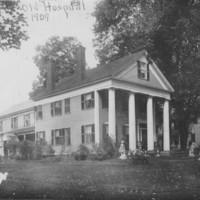 Residence of Hon. A.N. Swain.