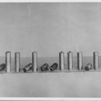 Vermont Farm Machine Company. Artist's Sketch of Plant: WW1. Shells. From Raw Material to Finish.
