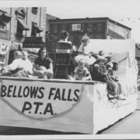 Float: Bellows Falls P.T.A.