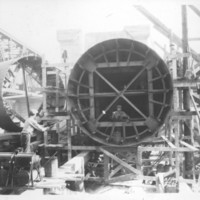 Pipe Gate Assembly. 10/5/1927