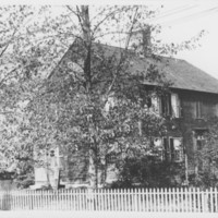 Morgan House. Built in 1814