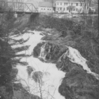 Williams River at Brockway's Mills.