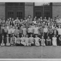 Class: Parochial School. 1947