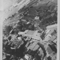 Bellows Falls. Aerial View. About 1926