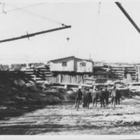 Head Coffer Dam. 1927-1928.