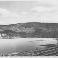 Connecticut River: South from Rockingham Street.