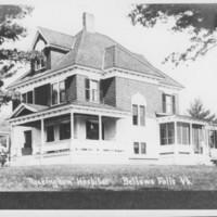 First Rockingham Hospital. 5 Williams Terrace.