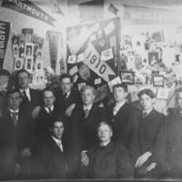 Class: College Boys. 1910 (?)