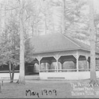 Barber Park: The Pavillion.