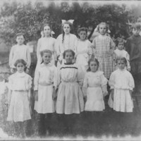 Posed Group: 7/7/1909