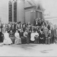 Church Group: Congregational Convention. 6/14/1911