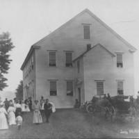 Rockingham Meeting House - Meeting of July 30, 1911.