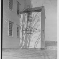 Rockingham Meeting House - South Doorway