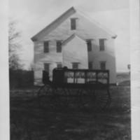 Rockingham Meeting House - Hearse.
