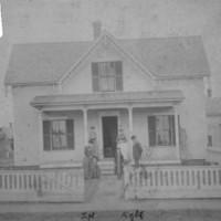Residence. Saxtons River Street, Bellows Falls, VT.