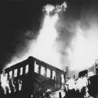 Fire: VT. Farm Machine Co. Building. 11/14/1952.