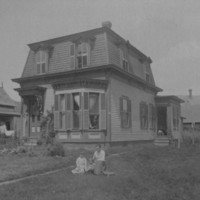 Howard Residence. Old Terrace, Bellows Falls, VT.