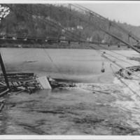 Breeched Coffer Dam. 1927
