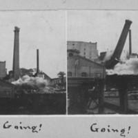 Paper Mills: Final Demolition. 1926.