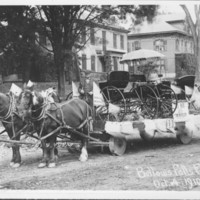 Parade Entry: Wheeler&amp;#039;s Carriage Shop. 1910.&lt;br /&gt;<br />