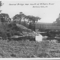 Bridge: Williams River Near Swimming Hole.