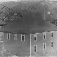 Club House: Bellows Falls Boat Club. Second Building