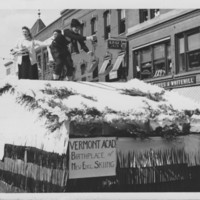 Float: Vermont Academy