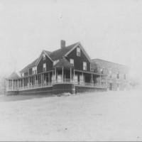 Hartley Mansion. Saxtons River, VT.