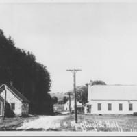 Bartonsville: Street, Stone School House