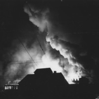 Fire: VT. Farm Machine Co. Building. 11/14/1952.