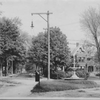 Bellows Falls: Westminster-Atkinson Intersection.