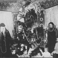 Party: Christmas, 1908. By Mrs. Holmes