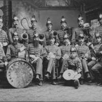 Band: Grafton Cornet Band. 11/14/1885