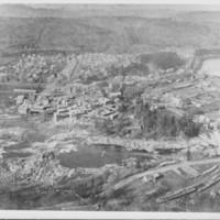 Bellows Falls, VT. From Fall Mountain.