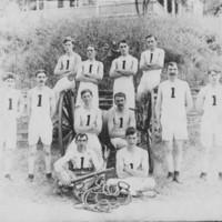 Running Team. B.F.F.D. Hose Co. #1
