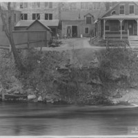 Bellows Falls: Canal Street. 11/7/1917