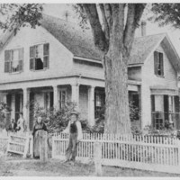 W. C. Wiley Residence. Saxtons River, VT.