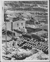 Paper Mill: Fall Mountain Paper Company. Construction.